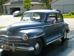 fobyfo 1948 Plymouth P-15