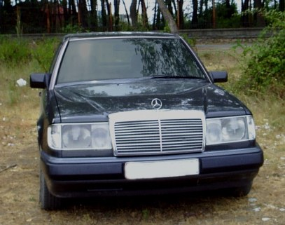 Another Waffen357 1992 Mercedes-Benz E-Class post... - 10409287