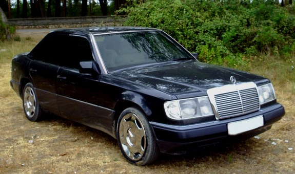 Another Waffen357 1992 Mercedes-Benz E-Class post... - 10409288