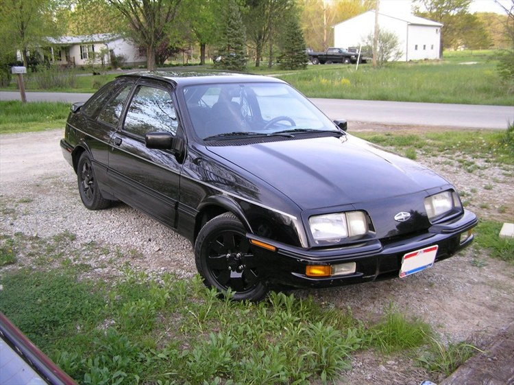 Another EVIL85SSP 1988 Merkur XR4TI post... - 10410448