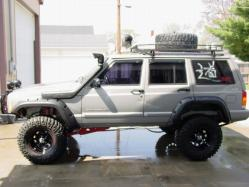 Ls2edGTOs 2000 Jeep Cherokee