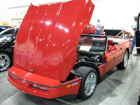 Another 4g63eclipse 1989 Chevrolet Corvette post... - 10413782