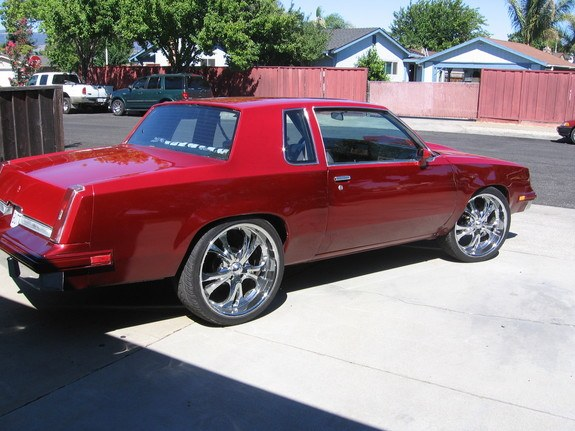 Another 84bosshog 1984 Oldsmobile Cutlass Supreme post... - 10414555