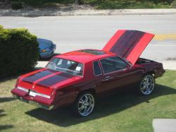 84bosshogs 1984 Oldsmobile Cutlass Supreme