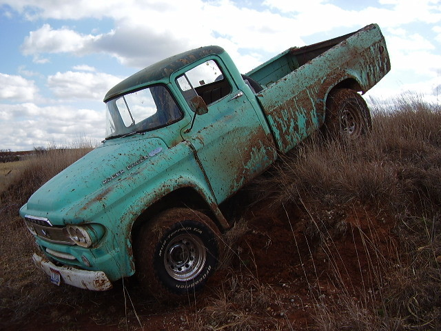 mikeystoy 1960 Dodge W-Series Pickup