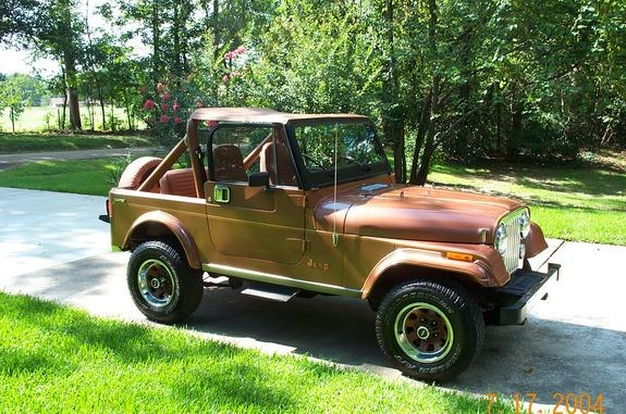 radrobrobjeep's 1982 Jeep CJ7