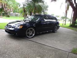 sixspeed4drs 2005 Subaru Legacy