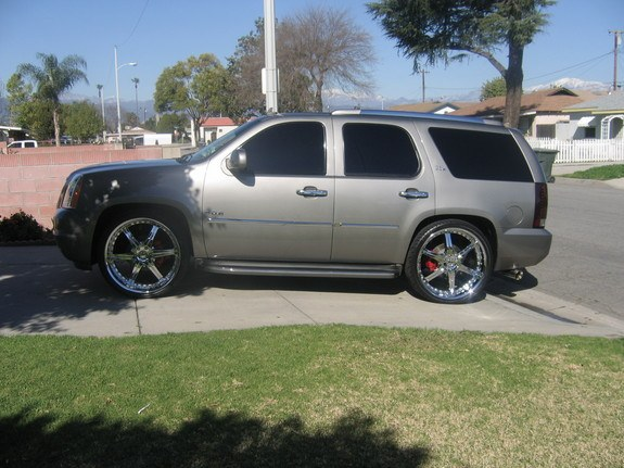 Flossindem26s 2007 Gmc Yukon Specs Photos Modification