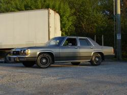 91LTDProject 1988 Ford LTD Crown Victoria