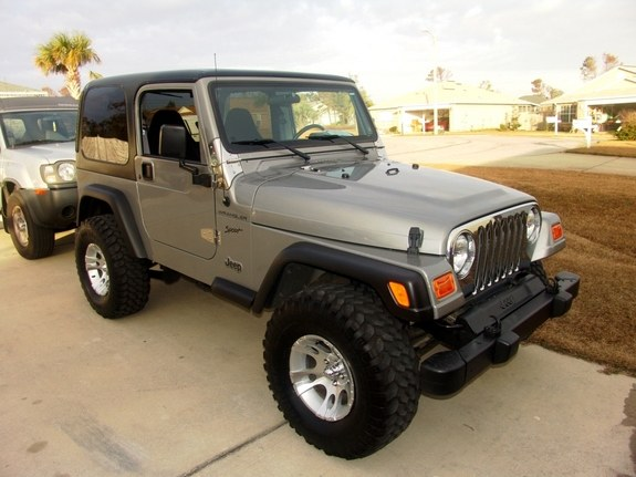TheHonorableSSgt 2002 Jeep Wrangler