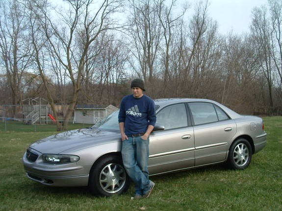 1999 Buick Regal GSE/GSX and retired 2000 Buick Regal GS sleeper