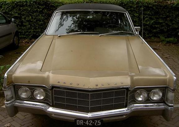 Another Steve-W 1968 Lincoln Continental post... - 10415361