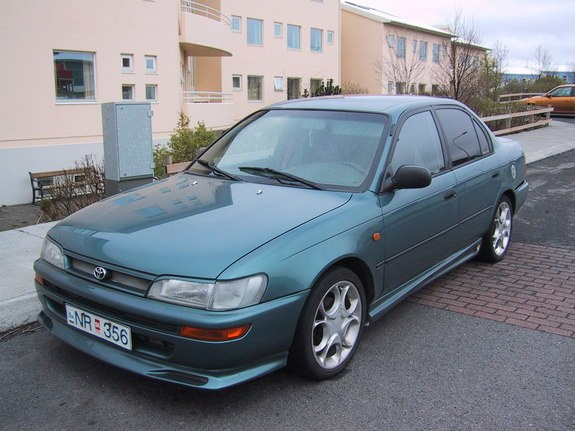 Diverglenn 1994 Toyota Corolla Specs Photos Modification