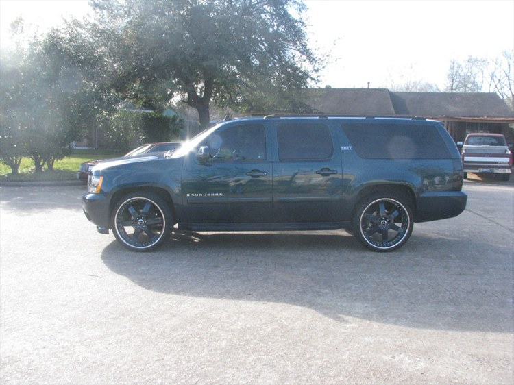 Another tx_3rdcoast 2007 Chevrolet Suburban 1500 post... - 10639846
