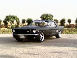rheens 1966 Ford Mustang