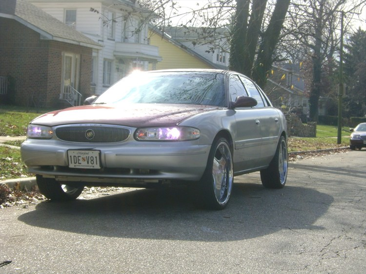 H0lm3s 1998 Buick Century Specs Photos Modification Info
