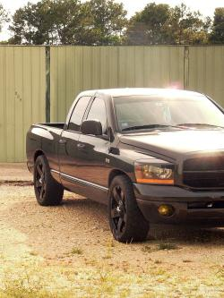 FOURSIXTEEN 2006 Dodge Ram 1500 Regular Cab