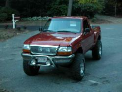 1BADRNGR98s 1998 Ford Ranger Regular Cab