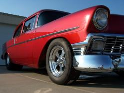 JohnyMustangs 1956 Chevrolet Bel Air
