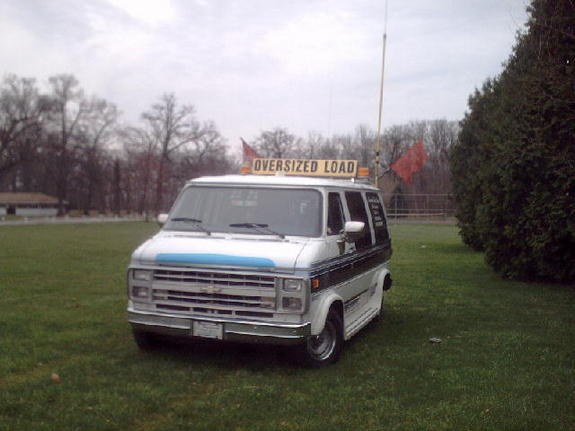 Another TheRelicHunter 1989 Chevrolet G-Series 1500 post... - 9261380