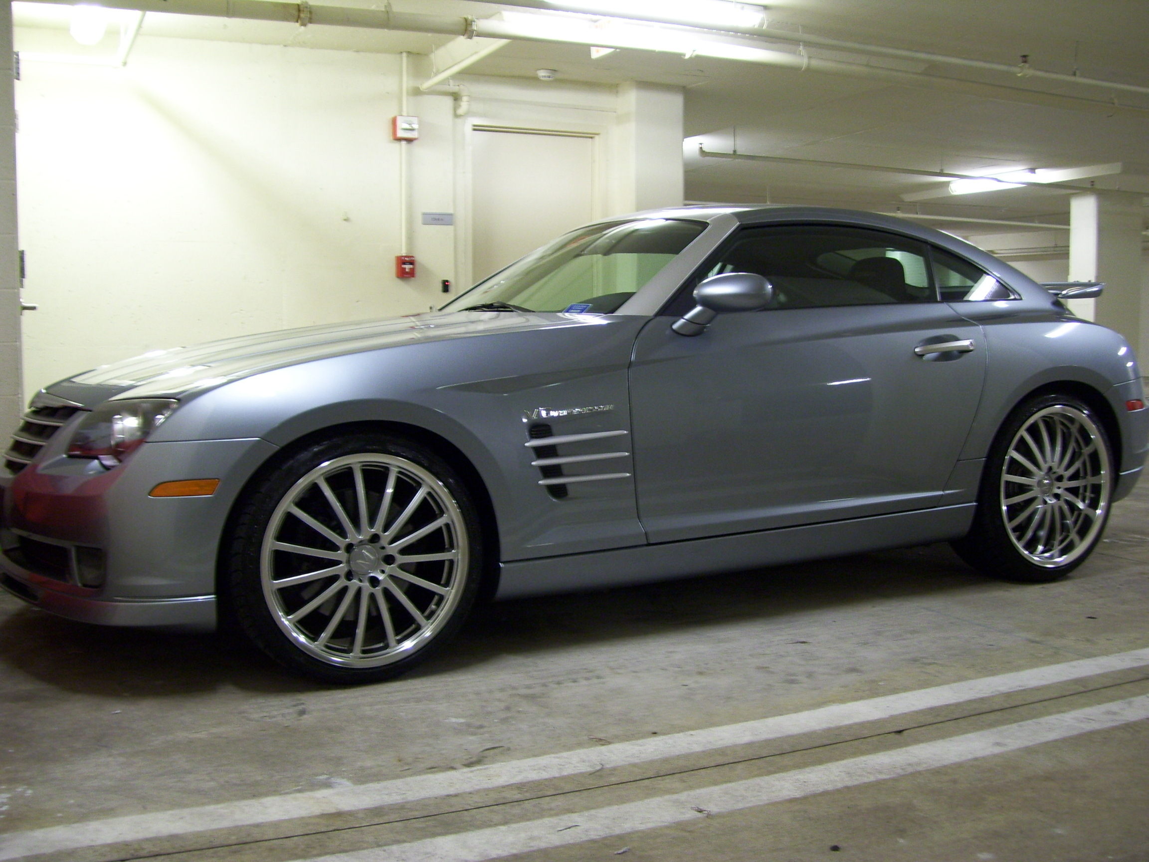 cgocifer's 2005 Chrysler Crossfire