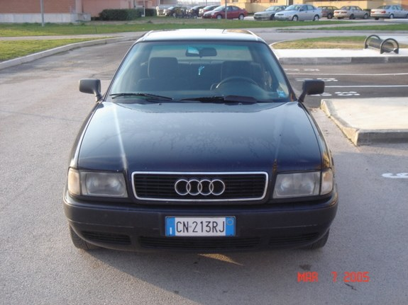 Another Bimmer182 1993 Audi 80 post... - 10418269