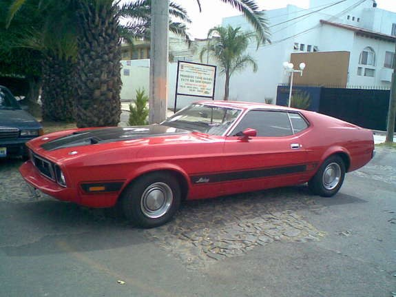 luchostang 1973 Ford Mustang 10418645