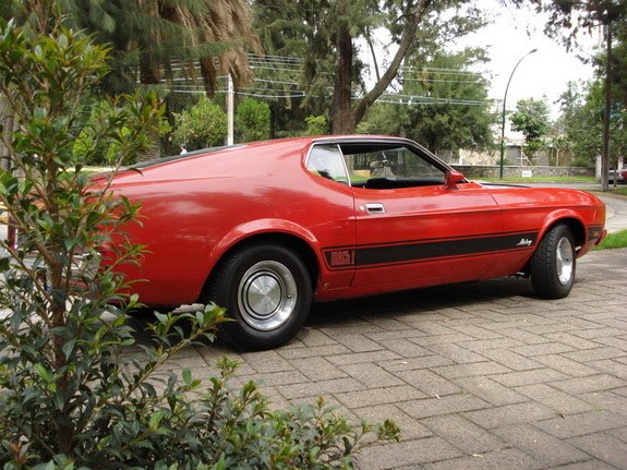 luchostang 1973 Ford Mustang 10418653