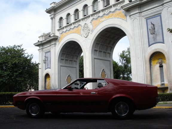 luchostang 1973 Ford Mustang 10418658