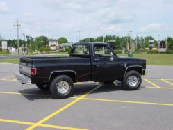 MikeC86Roc 1986 Chevrolet C/K Pick-Up