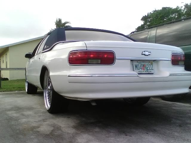 Another GOGSANGEL 1994 Chevrolet Caprice Classic post... - 10238423