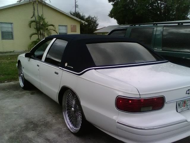 Another GOGSANGEL 1994 Chevrolet Caprice Classic post... - 10238424
