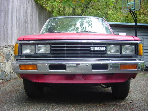nissansforever's 1985 Nissan D21 Pick-Up