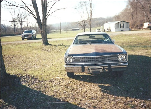 Another moparornocar_08 1973 Dodge Dart Sport post... - 10422757