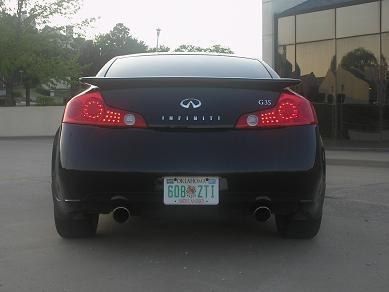 Another xXHotelCrazyXx 2005 Infiniti G post... - 10419541