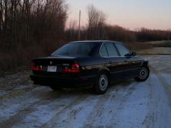 93-e34-525is 1993 BMW 5 Series