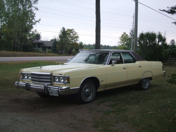 fordguy7t9 1976 Mercury Grand Marquis 10423235