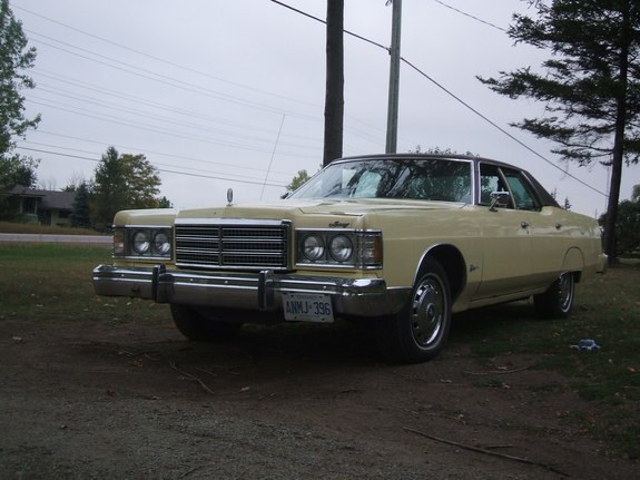 fordguy7t9 1976 Mercury Grand Marquis 10423245