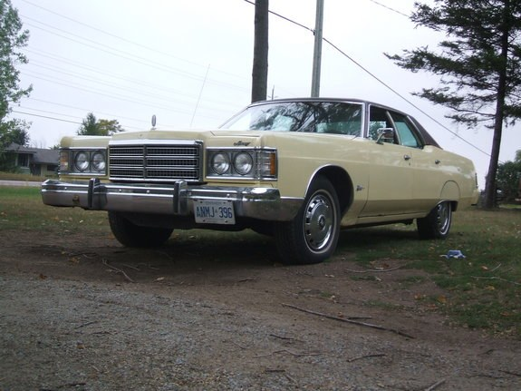 fordguy7t9's 1976 Mercury Grand Marquis