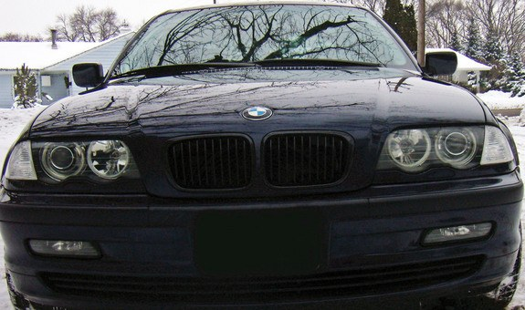 Destroyer159753 2001 BMW 3 Series 9605991
