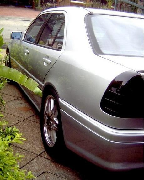 Another kamalsamad 1996 Mercedes-Benz C-Class post... - 9267773