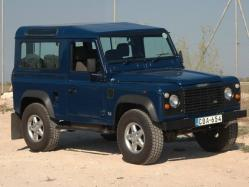 MaltaCoupe 1996 Land Rover Defender 90
