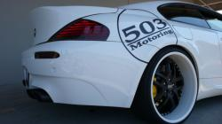 503motorings 2007 BMW M6
