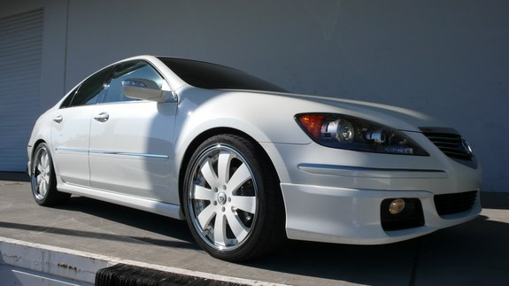 503motoring 2007 Acura Rl Specs Photos Modification Info