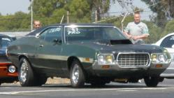 Godzillatorinos 1972 Ford Gran Torino