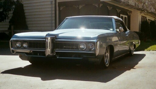 spooky69 1968 pontiac bonneville specs photos modification info at cardomain. Black Bedroom Furniture Sets. Home Design Ideas