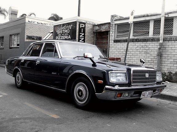 2nafish 1987 Toyota Crown