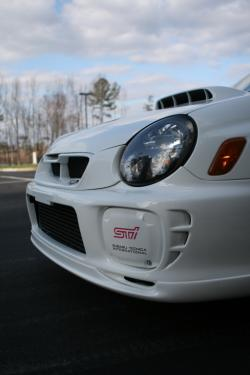 awdboost314s 2003 Subaru Impreza