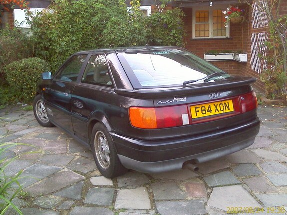 Another DrakuMare 1990 Audi Coupe post... - 10426436