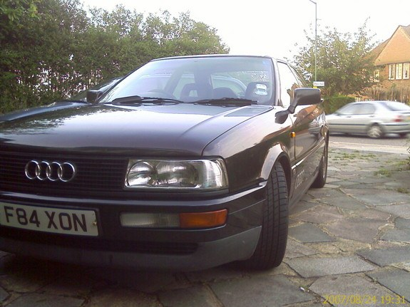 Another DrakuMare 1990 Audi Coupe post... - 10426437